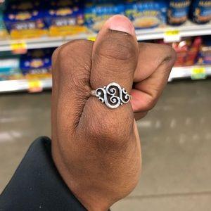 James Avery Spanish Swirl Ring